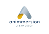 Animmersion UK | Hologram Development | UI Design Logo