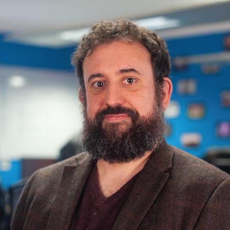 Animmersion UK | App Development | Staff